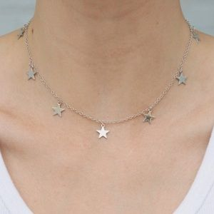Brandy Melville Star Necklace (2 AVAILABLE)